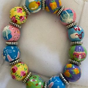 Angela Moore birthday bracelet